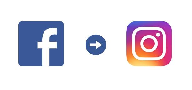 Možnost sdílení příspěvků z Facebooku do Instagramu