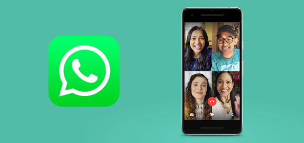 Skupinové video hovory už i pro WhatsApp